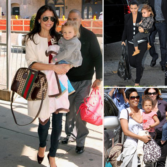 Skip Hop Blog: Celebrity Moms' Favorite Diaper Bags — Featuring